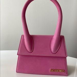 Jacquemus Pink bag size medium